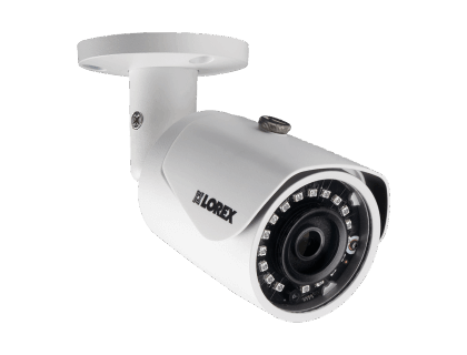 1080p 4MP IP Camera With Color Night Vision LNB4173BW