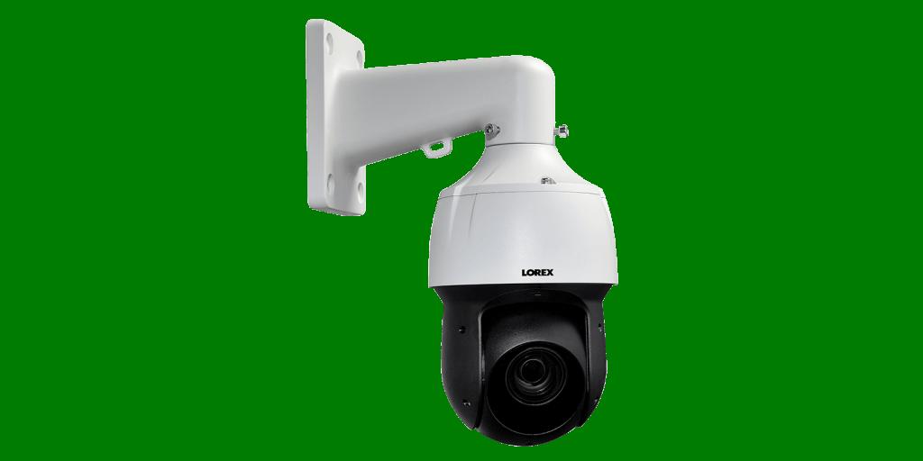 Lorex 2K Weatherproof IP PTZ Camera (LNZ44P12B)