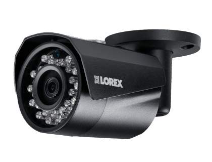 Lorex 4-Megapixel HD IP Security Camera with Color Night Vision (LNB4321B)