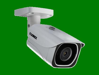 Lorex 4K Ultra HD 8MP IP Camera (LNB8111BW)