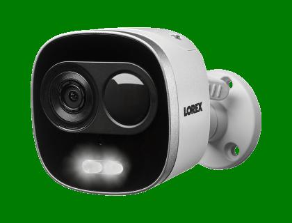 Lorex 8 Megapixel HD IP Active Deterrence Security Camera (LNB8105X)