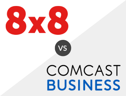 8x8 vs Comcast Business