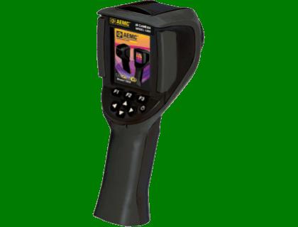 AEMC 2121.40 1950 Temperature Infrared Imaging Camera