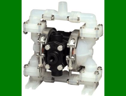 "Alemite, 8301 1/4"" Diaphragm Poly Pump, Teflon Diaphragm Material"
