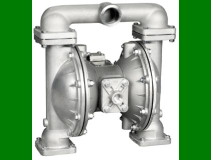 """Alemite, 8324 1-1/2"""" Diaphragm Aluminum Pump, Buna Diaphragm Material"""