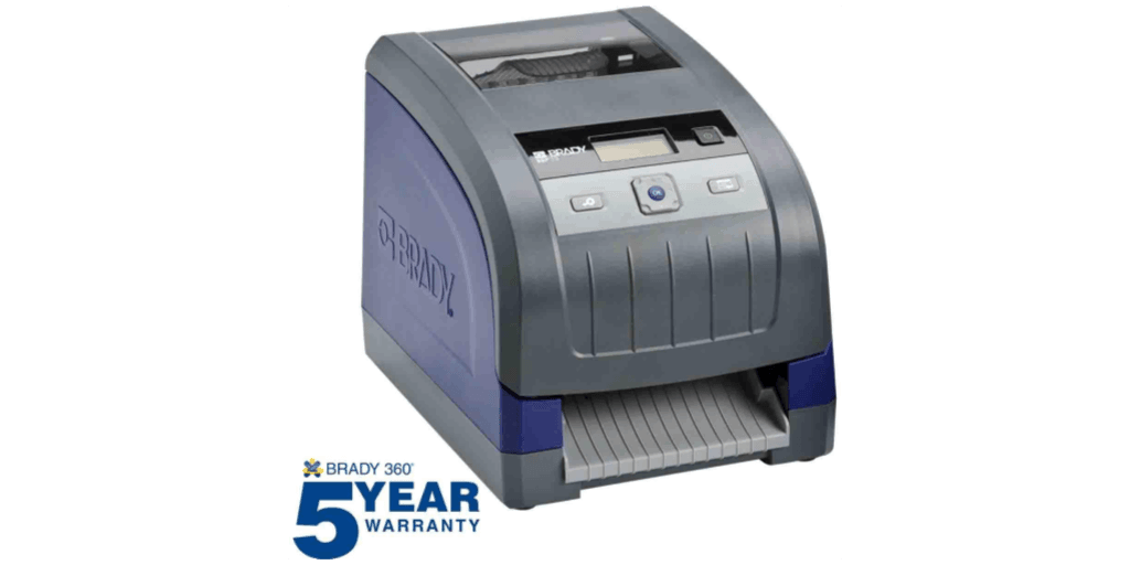 Brady BBP®33 Label Printer Kit for Slide Labels