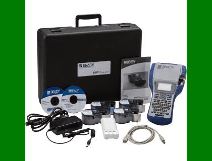Brady BMP®41 Label Printer DataComm Starter Kit