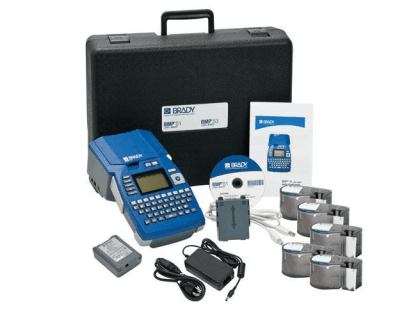 Brady BMP®51 Label Printer Starter Kit - Features & FAQs