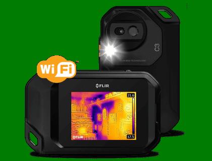 Flir C3 With WiFi