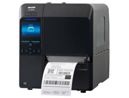 SATO America WWCL00061T CL408NX High-Performance Thermal Printer