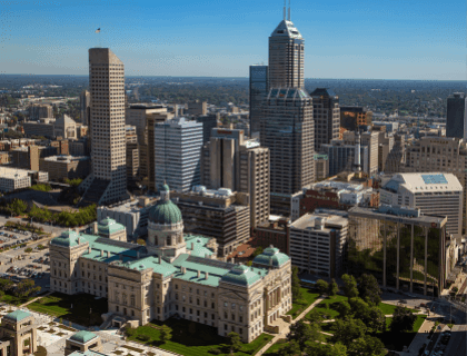 Top 10 Cities to Start a Business in Indiana