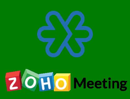 Zoho Meeting Image