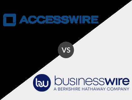 ACCESSWIRE vs Business Wire