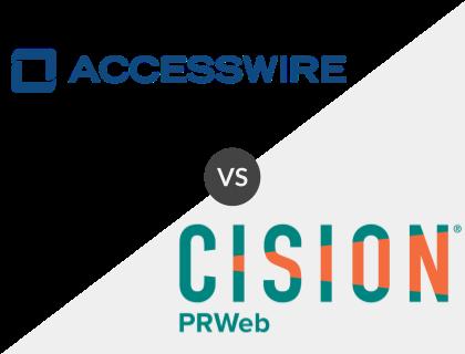 ACCESSWIRE vs PRWeb