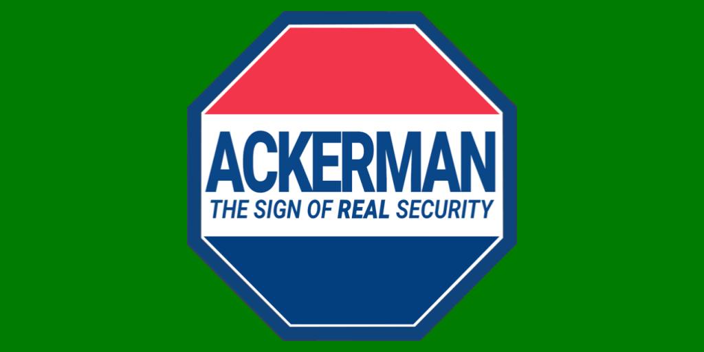 Ackerman Security