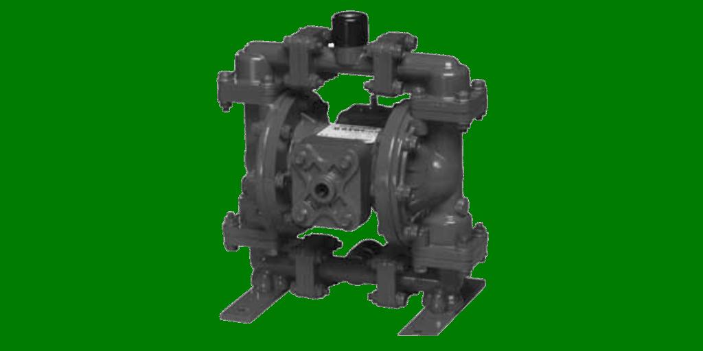 Alemite 8322 A 1 2 Diaphragm Aluminum Pump Buna Diaphragm