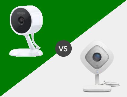 Amazon Cloud Cam vs. Arlo Q