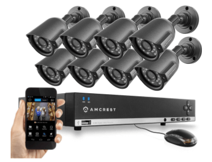 Amcrest 960H Video Security System Reviews