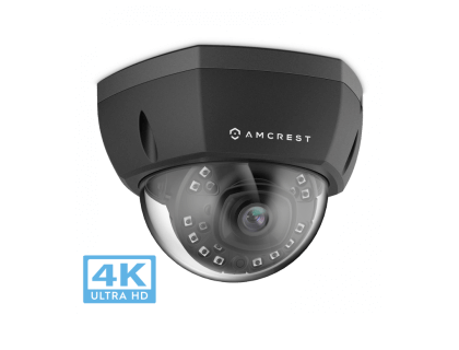 Amcrest Ultra HD 4K Dome Security Camera