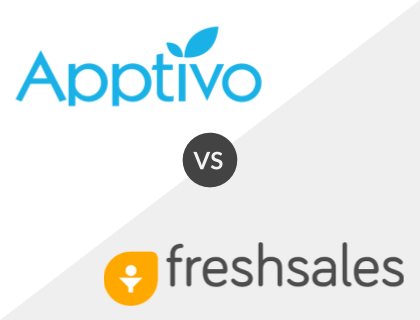 Apptivo CRM vs Freshsales