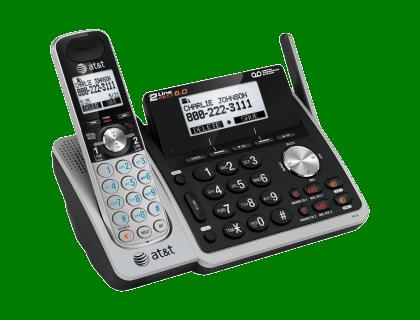 AT&T Tl88102 Cordless Phone