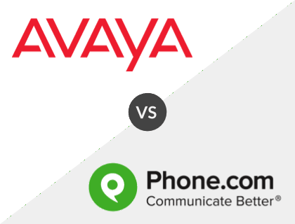 Avaya vs. Phone.com