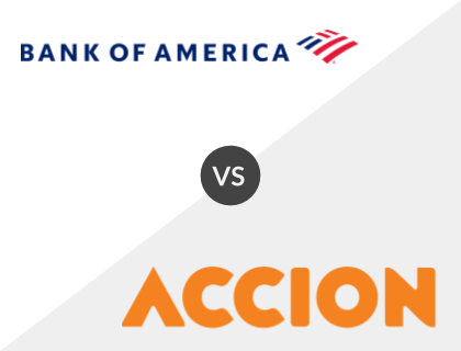 Bank of America vs. Accion