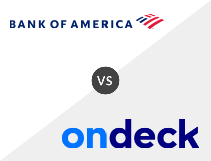 Bank of America vs. OnDeck