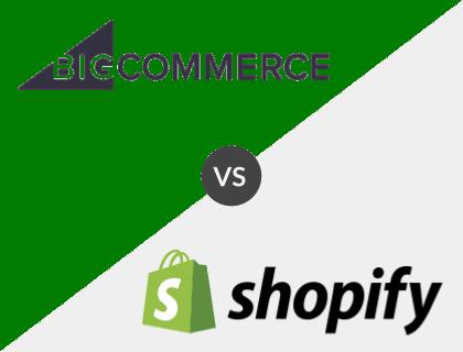 BigCommerce vs. Shopify