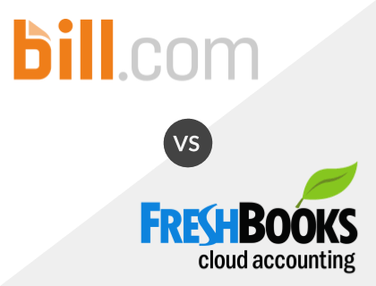 Bill.com vs. FreshBooks