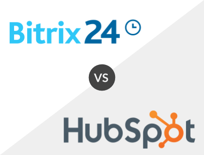 Bitrix24 vs HubSpot