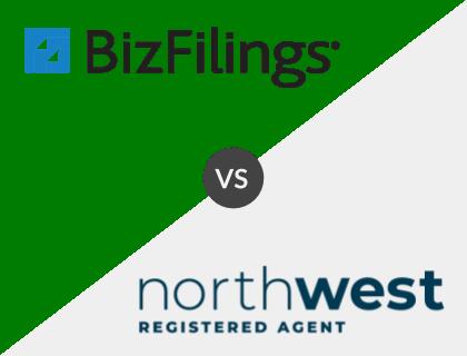 BizFilings vs. Northwest Registered Agent