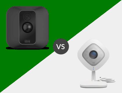 Blink XT2 vs. NETGEAR Arlo Q: