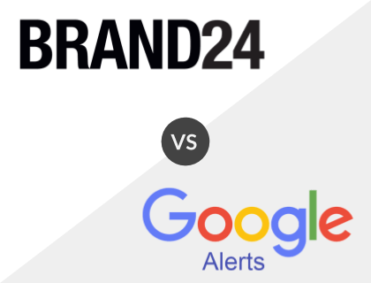 Brand24 vs. Google News Alert