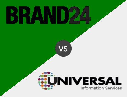 Brand24 vs. Universal Information Services