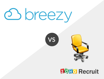 Breezy HR vs. Zoho Recruit