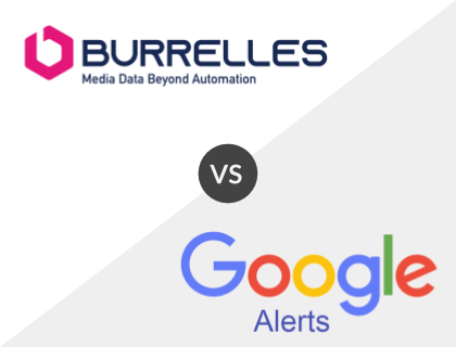 Burrelles vs. Google News Alerts