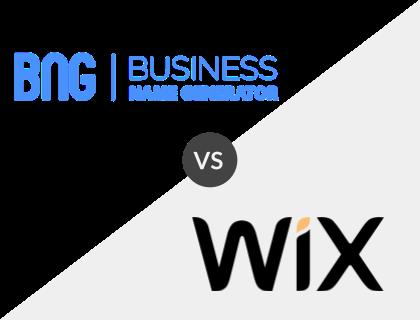 Business Name Generator Vs Wix Comparison 420X320 06082021