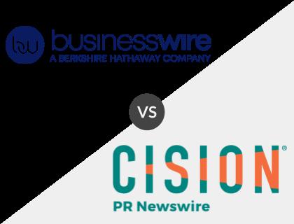 Business Wire vs PR Newswire