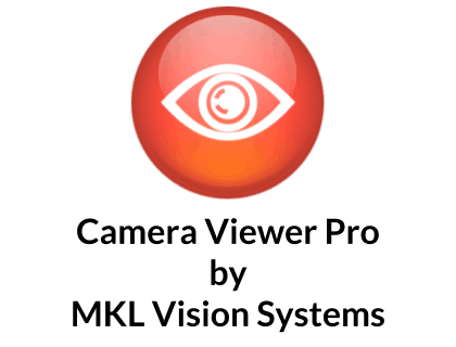 Camera Viewer Pro by MKL Vision Systems Reviews