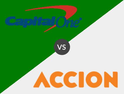 Capital One vs. Accion