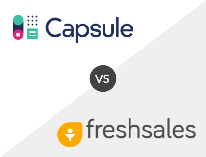 Capsule vs Freshsales