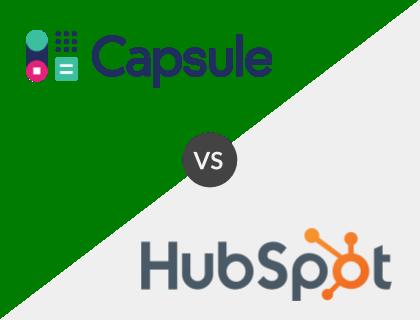 Capsule vs HubSpot