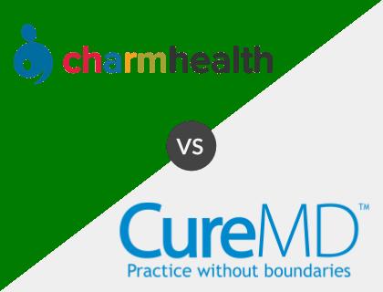 ChARM EHR vs CureMD