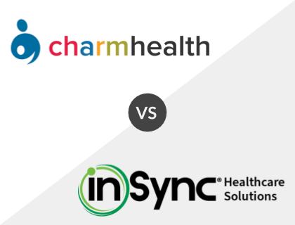 ChARM EHR vs InSync EMR