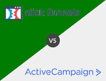 ClickFunnels vs. ActiveCampaign