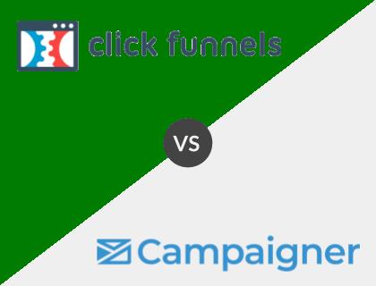ClickFunnels vs. Campaigner