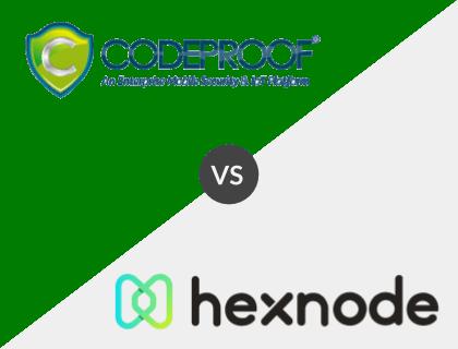 Codeproof vs. Hexnode MDM