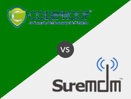 Codeproof vs. SureMDM