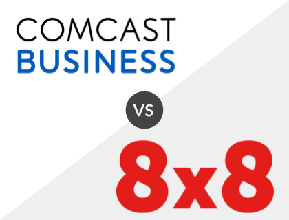 Comcast Business vs 8x8